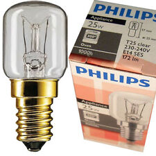 Philips Four Lampe t25, e14, 25w watt, 300 ° C, Ampoule pour four