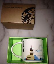 Starbucks ISTANBUL Mug YOU ARE HERE Series  NEW 2016 from TURKEY