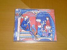 GUILLAUME DE MACHAUT - Le Jugement du Roi de Navarre - CD NUOVO SIGILLATO