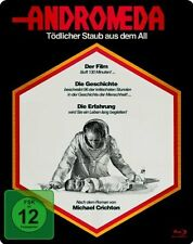 The Andromeda Strain (1971) - Region B Collector's Steelbook Blu-ray Arthur Hill