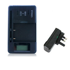 BL-53QH Battery Charger for LG P880 Optimus 4X HD LG X3 BL-49KH Optimus P936