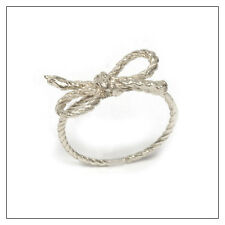 Areaware Sterling Silver Forget Me Not Ring (aka Forget-Me-Knot Ring)