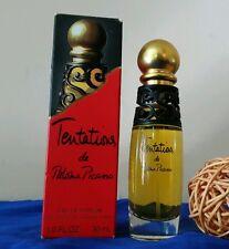 TENTATIONS paloma picasso eau de parfum 30ml spray, descatalogada rare