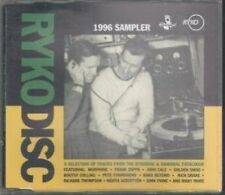 Rykodisc-1996 Sampler (18 tracks) Morphine, Richard Thompson, Dr Didg, Fr.. [CD]