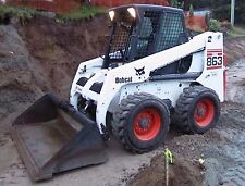 Bobcat 863 Skid Steer Workshop Manuale