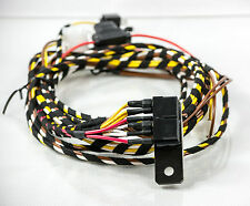 Porsche 944 Uprated Headlight Wiring Loom Harness - Plug & Play Upgrade