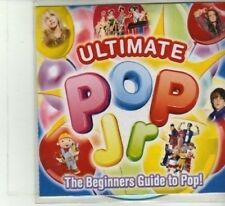 (DF122) Ultimate Pop Jr, 21 tracks, Various Artists - DJ CD