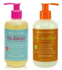 Mixed Chicks Frizz Control Kids Shampoo & Conditioner Each Bottle 237ml