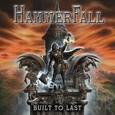 Built to Last HAMMERFALL CD ( FREE SHIPPING)