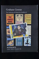 GRAHAM GREENE CLINTON IVES SMULLYMAN COLLECTION SOTHEBYS 1996