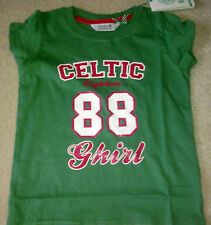 Celtic girls t shirt  age 12/13