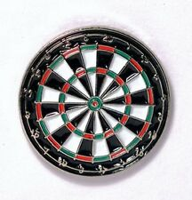 Metal Enamel Pin Badge Brooch Dart Board Darts Arrows Flights Club League
