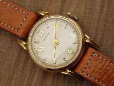 "Very Clean Hamilton ""TODD"" 10K gold filled watch Rare model cal 748 18 jewels"