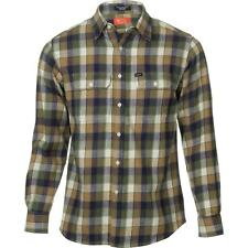 MATIX Ridgeport Flannel Shirt (M) Natural