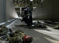 PHOTO THE DARK KNIGHT RISES - CHRISTIAN BALE (P1) FORMAT 20X27CM