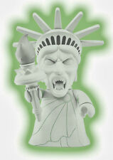 "TITAN DOCTOR WHO GID STATUE OF LIBERTY WEEPING ANGEL 8"" VINYL FIGURE BRAND NEW"