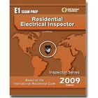 NEC ICC E1 Residential Electrical Inspector Code Test Exam Questions Workbook