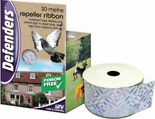 Defenders 30m Pigeon Starling Bird Repeller Ribbon Pest Deterrent