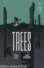 Trees #11 Comic Book 2015 - Image