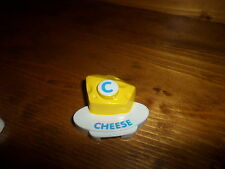 VTech Replacement Alphabet ABC Refrigerator Letter C CHEESE