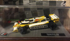 "DIE CAST "" RENAULT RS10 - 1979 JEAN PIERRE JABOUILL  "" FORMULA 1 COLLECTION 1/43"