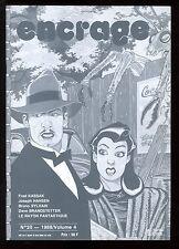ENCRAGE n°20  Le Rayon Fantastique Henri VERNES  ROSNYAîné Fred KASSAK 1988
