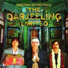 THE DARJEELING LIMITED SOUNDTRACK CD NEUWARE
