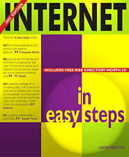 Preston, Geoff Internet in Easy Steps 2002 Edition Very Good Book