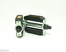 """CLASSIC VINTAGE OLD SCHOOL RETRO 1/2"""" BIKE BICYCLE PEDALS"""