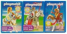 RITTER CHRISTOPHER SAMMLUNG Limited Edition Playmobil 3800 + 3699 + 5477 OVP NEU