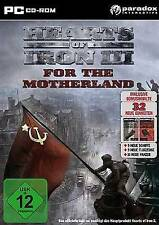 HEARTS OF IRON 3 III FOR THE MOTHERLAND ADDON * Neuwertig