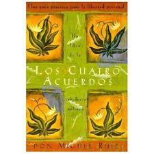 Toltec Wisdom: Los Cuatro Acuerdos : Una Guia Practica para la Libertad...