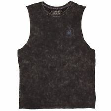 Billabong Creed McTaggart Versa Muscle Black Tank Top T-Shirt Large