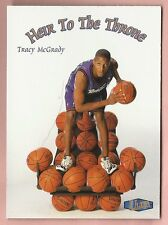 Tracy McGrady - 1997-98 Ultra Heir To The Throne #10 HT