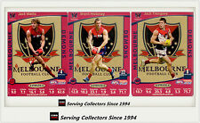 2012 AFL Teamcoach Trading Cards Prize Team set Melbourne (3)