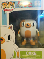 Retired Adventure Time Cake Pop! Vinyl Figure - FUNKO - UK SELLER XMAS DEL