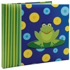 MBI 12x12 Scrapbook Album with 3D FROG cover +Add FREE SHIP Bonus Items