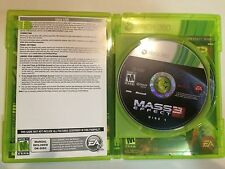 Mass Effect 3 - XBox 360 - Very Good - Game & Case