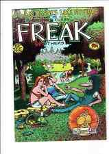 Fabulous Furry Freak Brothers #3 50-cent cover A Year Passes like Nothing with