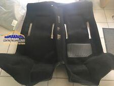 * MOQUETTE interno FIAT 500 F L R VELLUTO NERO (Tappeto Preformato PAVIMENTO)