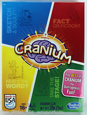 Cranium Party Board Game New By Hasbro  Ages 16+