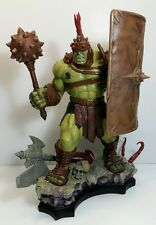 BOWEN Desings Statue - The Incredible Hulk - Planet Hulk version - MARVEL - used