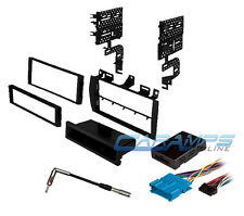 CADILLAC CAR STEREO RADIO DASH INSTALLATION KIT W/ BOSE WIRING HARNESS INTERFACE