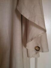 J. Peterman Linen Duster Coat / Never Worn