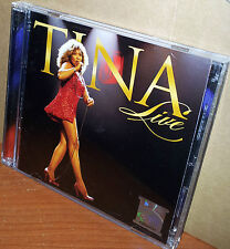 Tina Turner - Tina Live (2009) (CD + DVD)
