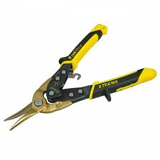 Stanley FatMax Xtreme Aviation Snips Straight Cut 250mm Metal Cutting 0-14-206