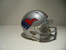 CUSTOM NEW YORK HAWKS MINI HELMET FROM TV SERIES NECESSARY ROUGHNESS