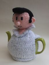 TeaCosyFolk Elvis Tea Cosy Knitting Pattern - As seen on Gogglebox