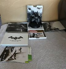 XBOX 360 Batman Arkham City Collector's Edition Used