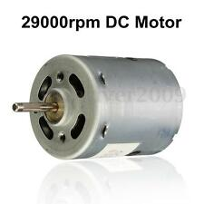 High speed 29000rpm Mabuchi 360 3V-6V Small DC Motor for car boat craft DIY